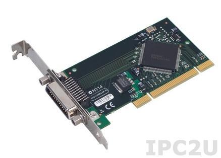 PCI-1671UP-AE Universal PCI адаптер IEEE-488.2 24-pin, низкопрофильный, без кабеля PCL-10488-2E