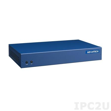"FWA-1320-01E Компактный сервер сетевой безопасности, Intel Atom C2358 2.4 ГГц, 2x240-pin DDR3 1600 МГц UDIMM до 16 Гб ECC, 6xGbE/2х LAN Bypass, 1x2.5"" SATA, 2xUSB 2.0, питание 100-240 В DC, 60 Вт"