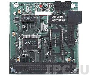 PCM-3660-CE Сетевая карта, 1 порт 10Base-T, интерфейс PC/104
