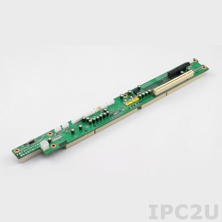 PCE-5B03V-00A1E Объединительная плата PICMG 1.3 3 слота, 1xPICMG 1.3, 1xPCI Express x 16, 1xPCIe x4
