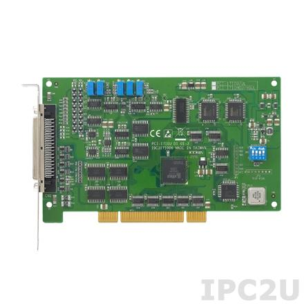 PCI-1710HGU-DE Плата ввода-вывода Universal PCI, 16SE/8D AI, 2AO, 16DI, 16DO