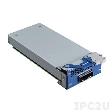 NMC-1009-000010E Коммуникационный модуль 2 порта 1GbE SFP+