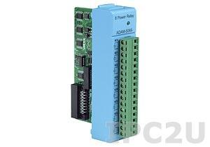 ADAM-5069-AE Модуль вывода, 8 реле с индикацией