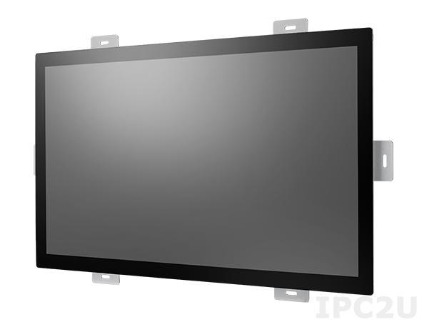 "UTC-220DP-ATO0E Панельная рабочая станция с 21.5"" LCD, емкостный сенсорный экран, Intel Celeron 2 ГГц, 4Гб DDR3, 1x2.5"" HDD, VGA, HDMI, 2xCOM, 1xUSB 3.0, 2xUSB 2.0, 2xLAN, Аудио, MiniPCIe/mSATA, питание 100-220 B (адаптер 84 B ITE)"