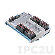 USB-5855-AE Модуль ввода-вывода USB 3.0, 32DI/16 реле PhotoMOS, с изоляцией