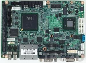 "PCM-9362N-S6A1E Процессорная плата формата 3.5"" с Intel Atom N450 1.66ГГц, LVDS, CRT, 2xGb LAN, Mini PCIe, 4xCOM"