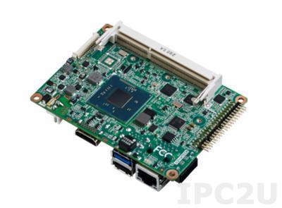 MIO-2263JH-U0A1E Процессорная плата Pico-ITX с Intel Celeron J1900 2.0ГГц, 18/24-bit LVDS/HDMI, GB LAN, 2xCOM, 4xUSB 2.0, слот Mini PCIe половинного размера, SMBus, mSATA, MIOe, Audio