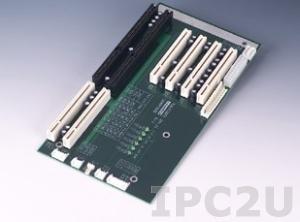 PCA-6106P4-0A2E Объединительная плата PICMG, 6 слотов с 4xPCI, 2xPICMG