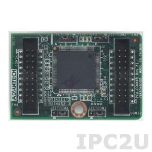 PCA-COM485-00A1E Плата расширения 4xRS-485/422 для процессорных плат PICMG