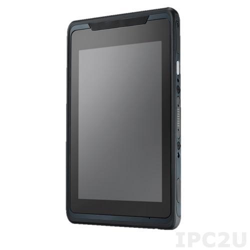 "AIM-65AT-20101000 Защищенный планшетный компьютер с 8"" IPS LCD, Intel Atom quad-core x5-Z8350 1.44ГГц, 2Гб RAM, 32Гб eMMC, 1xMicro SD, 1xMicro USB 2.0, 1xMicro HDMI, 1x Micro SIM, NFC, WiFi/BT, камеры 2 и 5 МП, Аудио, питание 5В DC, WIN10"