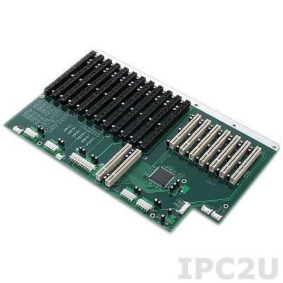 PCA-6119P7-0C1E Объединительная плата PICMG 19 слотов с 2xPICMG/10xISA/7xPCI