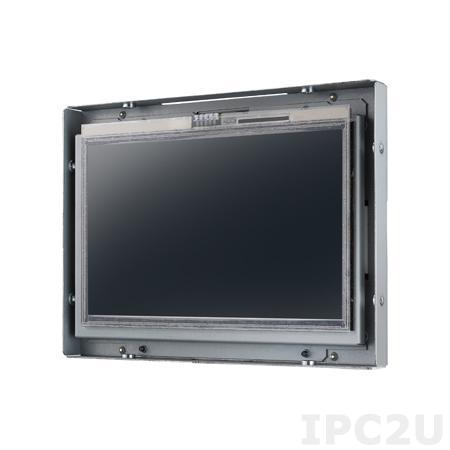 """IDS31-070W540DVA1E 7"""" LCD 800 x 480 Open Frame дисплей, 800нит, VGA, DVI-D, вход питания 12В DC, экранное меню, 5-проводной сенсорный экран (RS-232/USB)"""