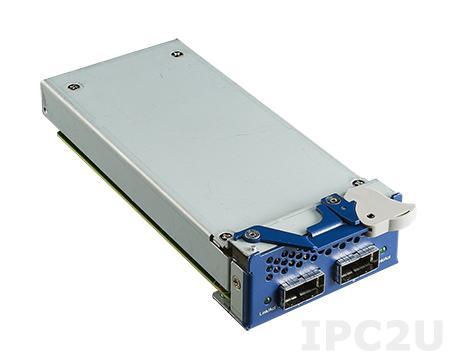 NMC-4006-000010E Коммуникационный модуль 2 порта 40GE LAN QSFP+