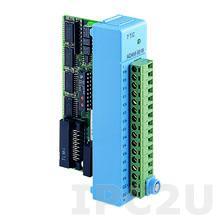 ADAM-5018-A2E Модуль ввода, 7 каналов аналогового ввода сигнала с термопары
