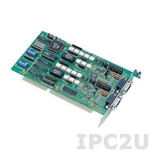 PCL-741-AE ISA адаптер 2xRS-232 разъем DB9 Male c изоляцией, токовая петля