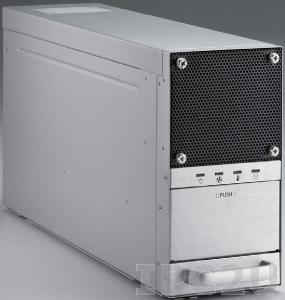 """IPC-6025BP-27ZE Монтируемый на стену корпус для 5-слотовой объединительной платы, отсеки 2x3.5"""", источник питания 270Вт ATX"""