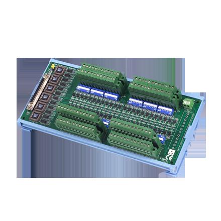 PCLD-8751-AE Плата гальванической развязки входных сигналов, 48 DI, 5...30В, с изоляцией до 3500 вольт