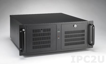 """IPC-611MB-00XBE 19"""" корпус 4U для материнской платы, отсеки 3x5.25""""/1x3.5"""", без источника питания"""
