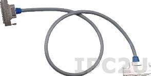 PCL-101100M-1E Экранированный кабель с разъемами SCSI-100, 1 м, ПВХ, до 15В
