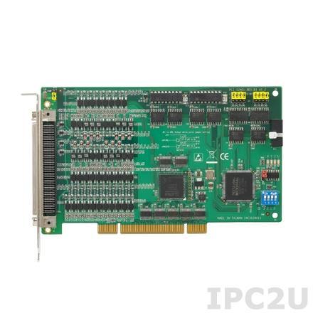 PCI-1240U-B2E Universal PCI адаптер управления сервоприводом и шаговыми двигателями, 4 канала