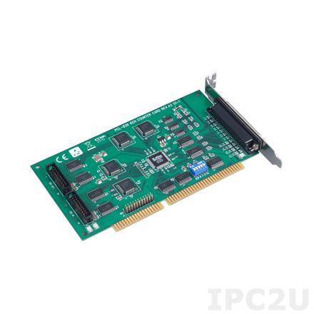 PCL-836-BE Плата ввода-вывода ISA, 16DI, 16DO, 6 каналов счетчика