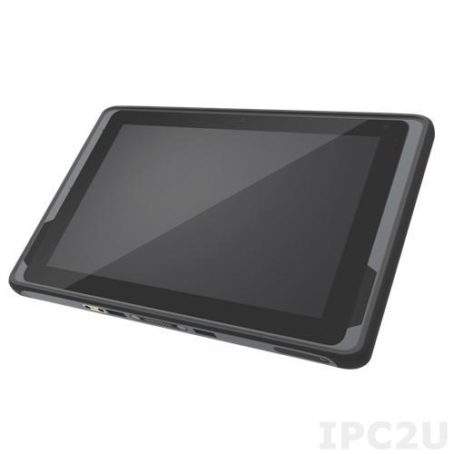 "AIM-68CT-C2101000 Планшетный ПК 10.1"", Intel Atom x7-Z8750 1.6ГГц, 4Гб LPDDR3, 64Гб eMMC Flash, 380нит, проекционно-емкостный сенсорный экран, камера 2МП /5МП ,NFC, Wi-Fi, BT, MicroHDMI, MicroSD, SIM, USB 3.0, -10...+50C, Win 10 IoT"