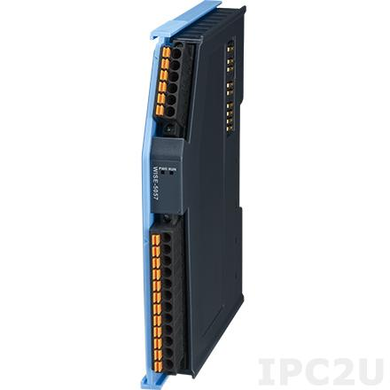 AMAX-5057-A Модуль вывода, 16 каналов дискретного вывода, Sink-type, питание 24В DC