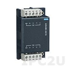 ADAM-3618-AE Модуль ввода сигнала с термопары, 4 канала, -40...+70C