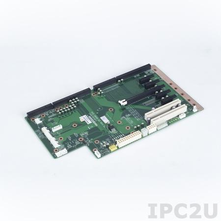 PCE-5B08-02A1E Объединительная плата PICMG 1.3 8 слотов, 1xPICMG 1.3, 2xPCI, 1xPCIe x16, 4xPCIe x1