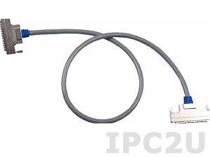 PCL-101100S-1E Экранированный кабель с разъемами Mini-SCSI-100, 1 м, медь, 15В, изоляция ПВХ