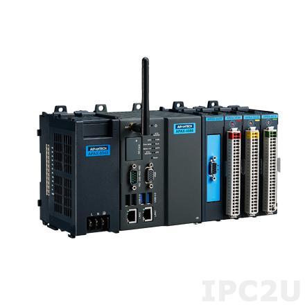 CDS-APAX5580-R023B PC-совместимый промышленный контроллер SoftLogic, Intel Core i3-4010U ULT 1.7ГГц, 4Гб RAM, 2xGbE, 4xUSB 2.0/3.0, 1xRS-232 /422/485, 1xVGA, Audio, CODESYS V3.5 Control RTE