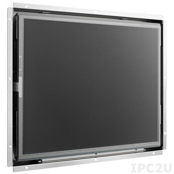 """IDS-3110ER-23SVA1E 10.4"""" LCD 800 x 600 Open Frame дисплей, SVGA, 230нит, VGA, резистивный сенсорный экран (комбо RS-232/USB), вход питания 12В DC, экранное меню"""