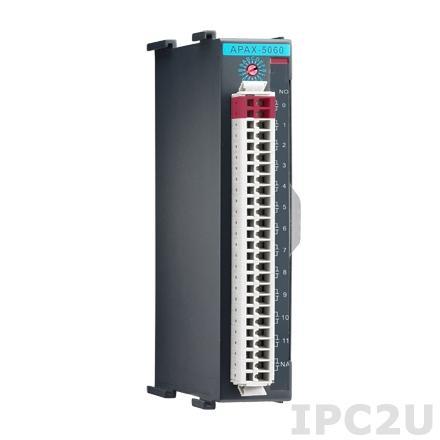 APAX-5060-A1E Модуль вывода, 12 реле