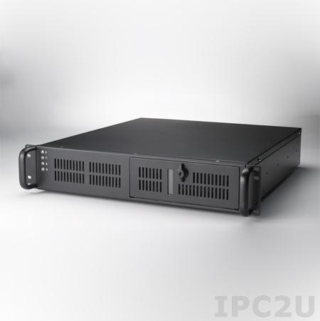 ACP-2010MB-35CE 2U Rackmount Chassis for ATX/MicroATX Motherboard, w/ PS8-350FATX-XE