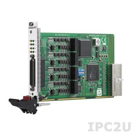 MIC-3611/3-AE Многофункциональная плата PCI 2.1, 4 порта RS-422/485