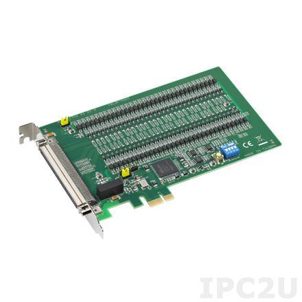 PCIE-1752-AE Плата вывода PCI Express, 64DO