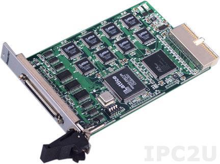 MIC-3780/3-A1E 8-канальная плата счетчика/таймера, 3U cPCI