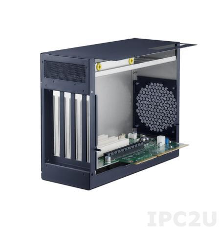 MIC-75M13-00A1E 4-слотовый модуль расширения для компактных компьютеров серии MIC-7, 1xPCIe x16, 3xPCI