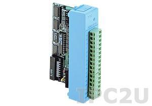 ADAM-5018SK-AE Модуль ввода, 7 каналов аналогового ввода сигнала с термопары с комплектом для компенсации холодного спая