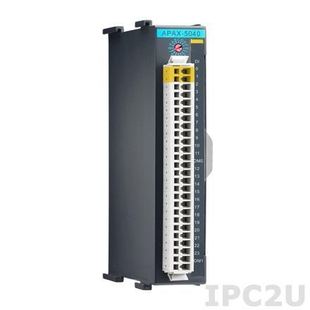 APAX-5040-AE Модуль ввода, 24 каналов дискретного ввода