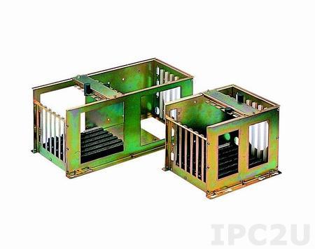IPC-6006S-BAREE Корпус для 6-слотовой объединительной платы половинного размера ISA/PCI, 158х186х215 мм, металл, без разъемов и питания