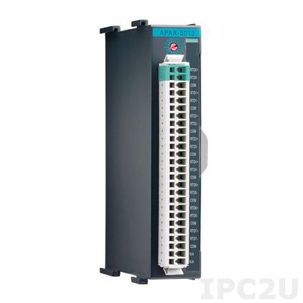 APAX-5013-AE Модуль ввода, 8 каналов аналогового ввода сигнала с термосопротивления