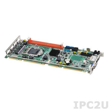 PCE-7127G2-00A1E Процессорная плата PICMG, сокет LGA1155 для Intel Xeon/Core i3/Pentium с DDR3, VGA, DVI, 2xGbE LAN, 2xCOM, 9xUSB 3.0, 2xUSB 2.0, 2xSATA III, 4xSATA II