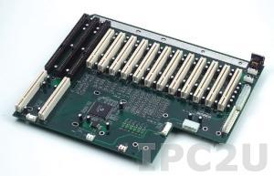 PCA-6114P10-0B2E Объединительная плата PICMG 14 слотов с 2xPICMG/2xISA/10xPCI