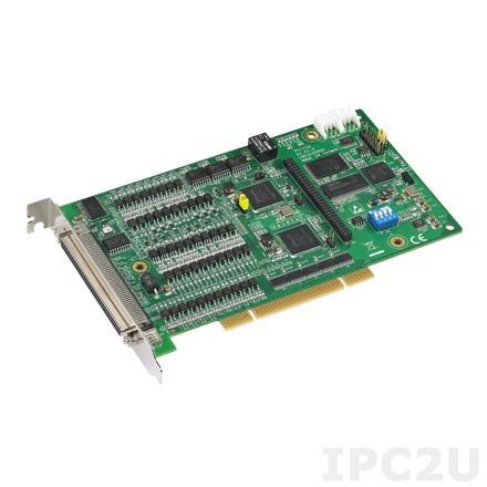 PCI-1245L-AE Universal PCI адаптер управления шаговыми двигателями, 4 канала