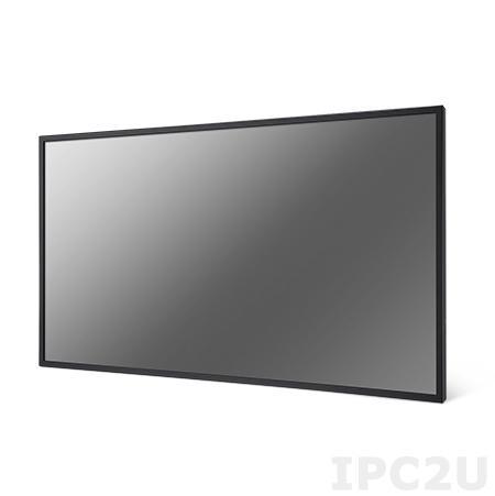 """DSD-3042N-50FHA1E Промышленный 52"""" LCD монитор с разрешением 1920 x 1080, яркость 500нит, 16.7M цветов, интерфейсы HDMI, VGA, Display Port, встроенные аудиоколонки, питание 100...240В AC"""