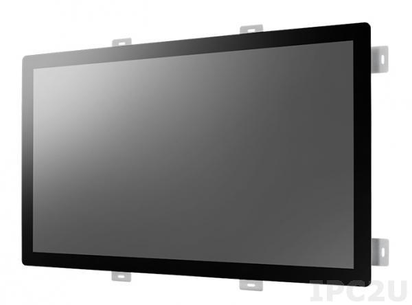 "UTC-232DP-ATO0E Панельная рабочая станция с 32"" LCD, емкостный сенсорный экран, Intel Celeron J1900 2 ГГц, 4Гб DDR3, 1x2.5"" HDD, VGA, HDMI, 2xCOM, 1xUSB 3.0, 3xUSB 2.0, 2xLAN, Аудио, MiniPCIe/mSATA, питание 100-220 B (адаптер 84 B ITE)"