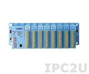 ADAM-5000/TCP-CE Корзина расширения для модулей ADAM-5000, 8 слотов, Ethernet