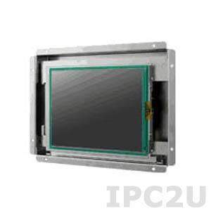 """IDS-3106R-80VGA1E 6.5"""" LCD 640 x 480 Open Frame дисплей, 800нит, резистивный сенсорный экран,VGA, DVI-D, вход питания 12В DC, экранное меню"""