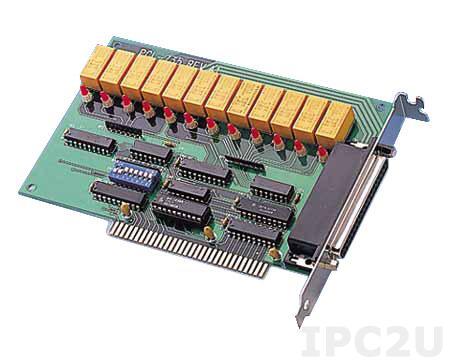 PCL-735-AE Плата вывода ISA, 12 реле